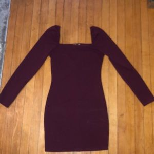 Charlotte Russe bodycon size S